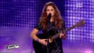 The Voice 2 - Emission du 27 avril 2013 - Lors du 3me live, Laura Chab&#039; se qualifie pour les quarts de finale