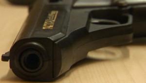 Un pistolet - photo d'illustration