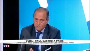"""Visite de Raul Castro à Paris : """"Économiquement, Cuba n'est pas l'Iran"""""""