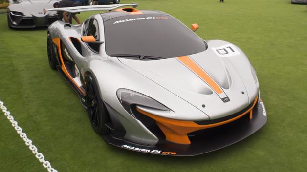 McLaren P1 GTR Design : 1.000 ch uniquement pour la piste