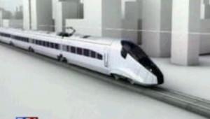 Alstom dévoile l'AGV, successeur du TGV