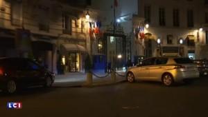 Attaque à Nice : François Hollande est arrivé place Beauvau