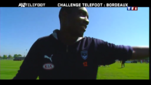 Challenge tlfoot bordeaux