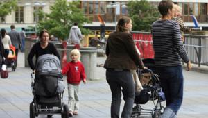 Les Danois ne font pas assez d'enfants.