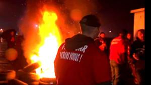 Les salariés de l'usine Goodyear d'Amiens-Nord menacée de fermeture se rassemblent jeudi devant le siège du fabricant de pneumatiques en région parisienne pour marquer les 6 ans de conflit.