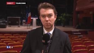 """Nicolas Sarkozy passe à l'attaque à Tourcoing : """"L'union nationale exige la vérité nationale"""""""