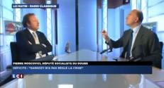 """Union européenne : """"Si je suis nommé commissaire, ça a un sens"""" selon Moscovici"""