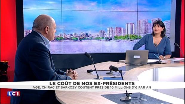 VGE, Chirac, Sarkozy : logement, personnel, voiture... à quoi ont le droit les anciens présidents ?