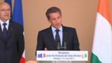 """Un """"nouveau partenariat avec la Côte d'Ivoire"""", l'armée française reste"""