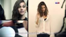 48h avec une top française pendant la Fashion Week