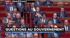 Air France : Manuel Valls en appelle à la responsabilité des pilotes