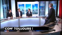 "Attentats de Paris : comment l'Elysée tente d'humaniser le ""côté décideur"" de Hollande ?"