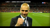 Guardiola au Bayern de Munich