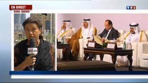 "Le 13 heures du 23 juin 2013 : Hollande au Qatar : ""rassurer les Qataris"" - 682.265"