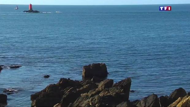 Plein soleil, mer bleue… Un air d'été flotte sur la Bretagne