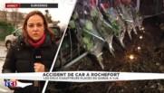Accident mortel à Rochefort : son fils aurait dû se trouver à bord du car, la compassion d'une mère