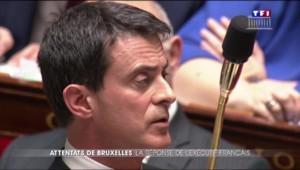 Attentats à Bruxelles : le débat sur les mesures anti-terroriste anime la classe politique