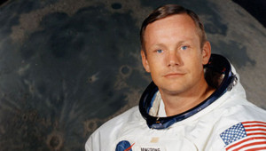 Neil Armstrong, en juillet 1969, avant la mission Apollo XI.