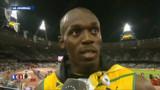 Usain Bolt, joueur de football après les JO de 2016 ?