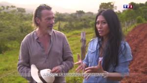 Anggun chante ses envies d'ailleurs avec son ami Florent Pagny