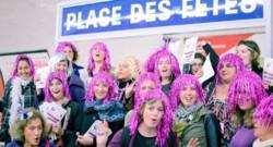 L'association Osez le féminisme lance une campagne pour que les femmes se réapproprient les transports en commun.