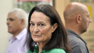 la candidate PS dans la 3e circonscription du Vaucluse Catherine Arkilovitch.