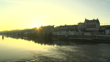 Le 13 heures du 16 septembre 2014 : Amboise au petit matin - 1467.0492260742187