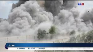 Le 13 heures du 21 juillet 2014 : 500 morts en 15 jours: l'escalade continue �aza - 546.7753455657959