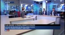 """Le plan Juncker sera insuffisant"""