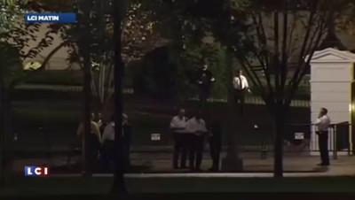 Nouvelle intrusion dans l'enceinte de la Maison Blanche