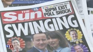 Royaume-Uni : Cameron pourrait gouverner seul, sans nouer d'alliance