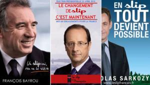 Slogans politiques slip - 26/03/2012