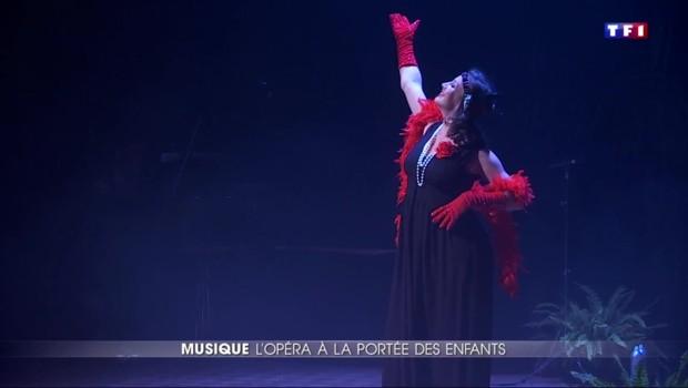 A Dinard, l'opéra s'ouvre aux plus petits avec Claire Lairy