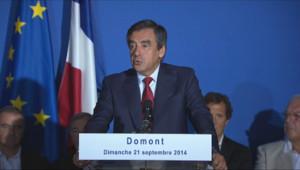 Le 20 heures du 21 septembre 2014 : Alain Jupp�t Fran�s Fillon pr� �ffronter Nicolas Sarkozy - 1198.2311108703614
