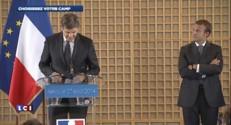 "Montebourg à Macron : ""bonne chance Manu !"""