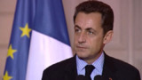 La cote de confiance de Sarkozy en baisse