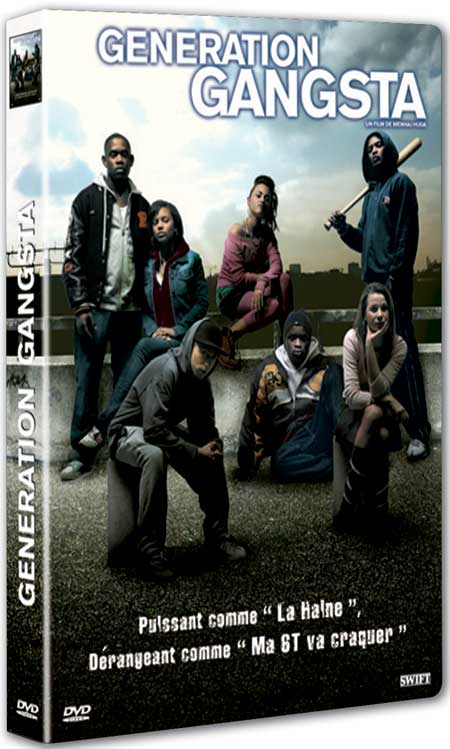 affiche film G�n�ration gangsta