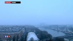A votre avis, que cache le nuage de pollution sur ces images ?