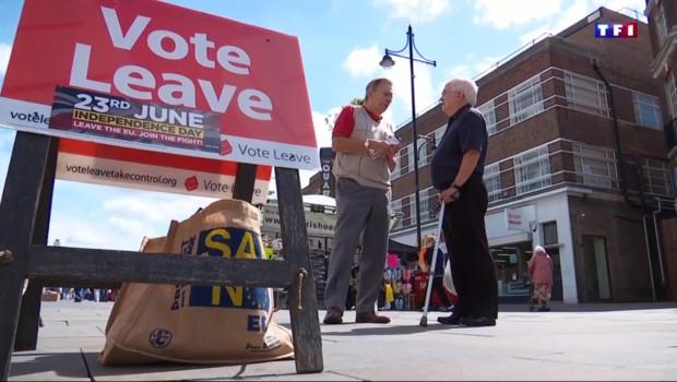 Brexit : à la rencontre des partisans d'une sortie de l'UE
