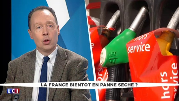 "Carburants : ""Il n'y a pas de pénurie nationale"" selon Francis Perrin"