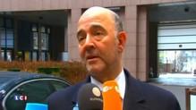 """Eurogroupe : Moscovici espère un """"signal clair"""""""