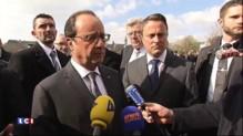 """Hollande : """"Une reprise est toujours fragile"""""""