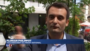 "Interview du 14 juillet : Hollande ""désemparé"" selon Philippot"