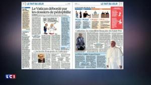 L'état déplorable de la justice, le pape et la pédophilie... Retrouvez la revue de presse de ce dimanche