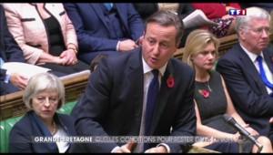 Poussé par les eurosceptiques, David Cameron exige plus d'indépendance vis à vis de Bruxelles