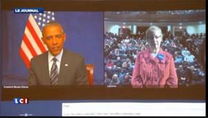 """Présidentielle: Obama """"vraiment plus optimiste"""""""