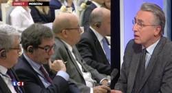 Coalition contre Daech : peu d'annonces à l'issue de la rencontre entre Hollande et Poutine