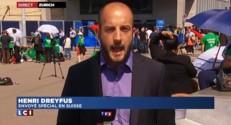 Fifa : des manifestants pro-palestiniens retardent le vote