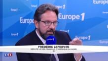 """Frédéric Lefebvre : """"Si Nicolas Sarkozy veut enterrer la primaire, qu'il le dise"""""""