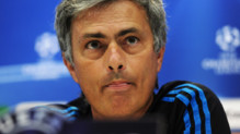 Jos Mourinho.